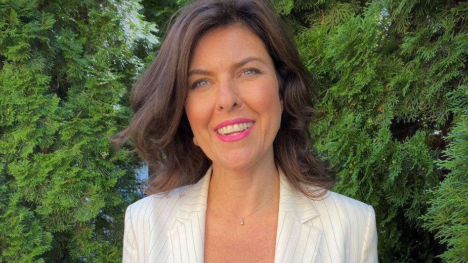 Aneta Montano, coach i mentor liderów
