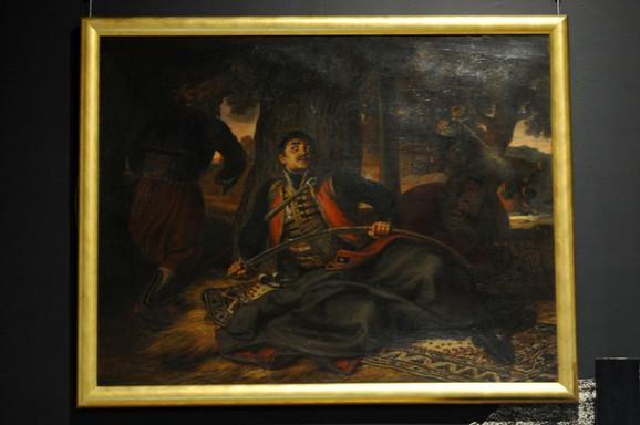 Izložba Smrt Karađorđa