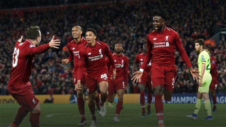 Origi grabbed the winner with his second of a thrilling game