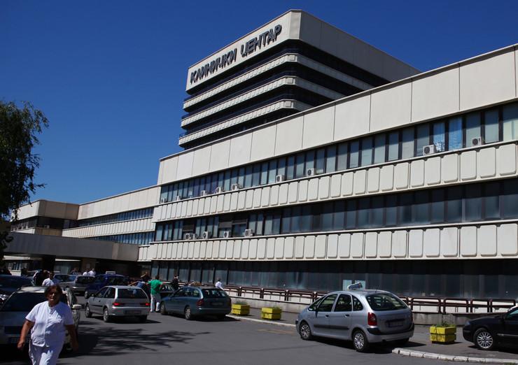 KCS, Klinički centar Srbije, pokrivalica