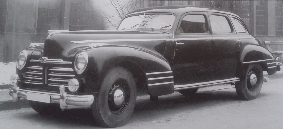 Škoda Superb OHV (1938-1949)
