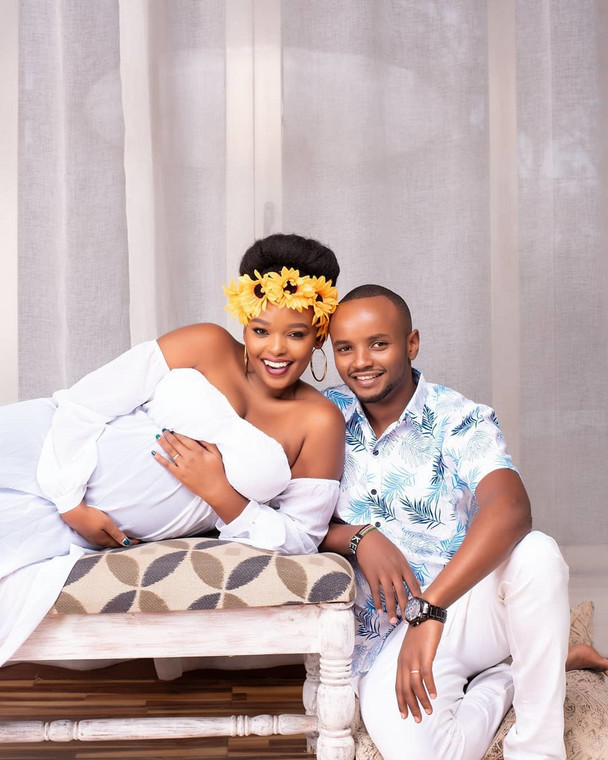 Kabi wa Jesus and Milly announces pregnancy