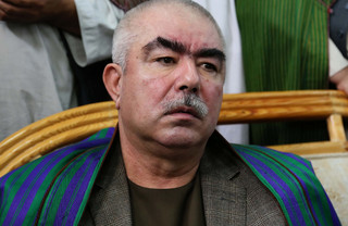 Afganistan to cmentarz imperiów. Najważniejszym grabarzem jest tu Abdurraszid Dostum [SYLWETKA]