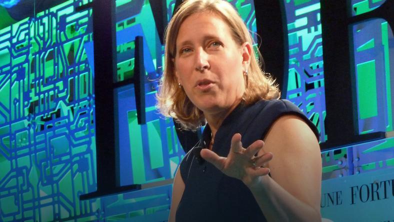 Susan Wojcicki (zdj. arch.)