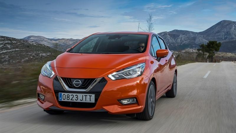 Nissan Micra MY2017