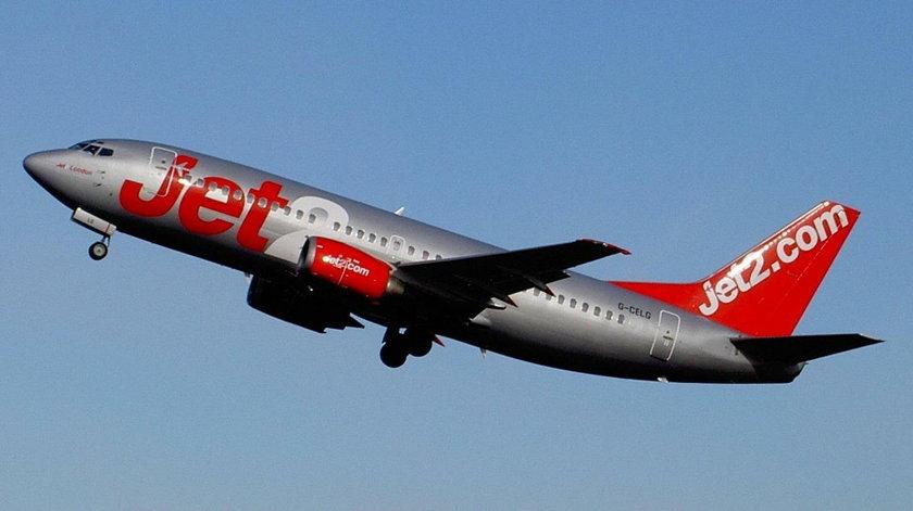 25-letnia Brytyjka wpadła w szał na pokładzie samolotu