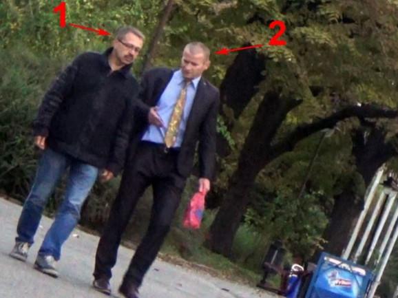 Ruski obaveštajci navodno u Beogradu