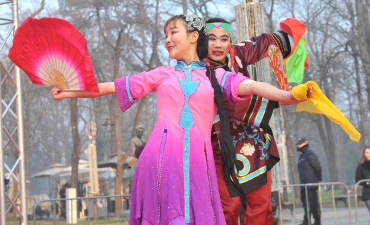 kineski novogodišnji vašar