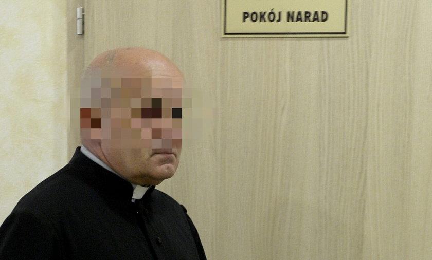 Ksiądz Stanisław K.