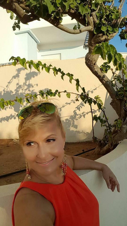 Katarzyna Skrzynecka w Grecji