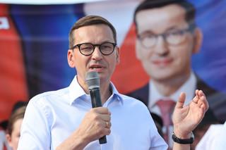 Morawiecki o czwartej fali: Jeśli będzie trzeba, będziemy podejmować restrykcyjne kroki