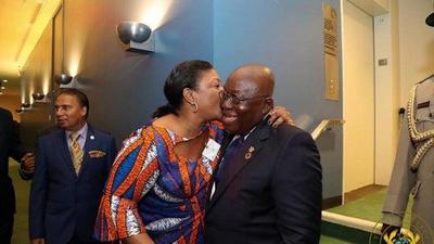 """""""It will be well with you my love"""" – Rebecca Akufo-Addo celebrates husband on his birthday"""