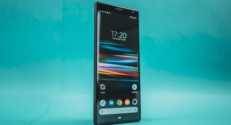 Sony Xperia 10 Plus im Test: helles Display, kurze Laufzeit