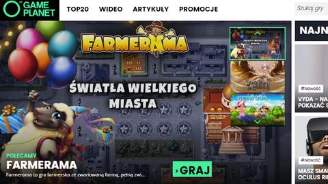 GamePlanet to nowy serwis gamingowy Onetu