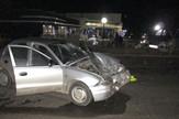 NIS01 sudar dva automobila marke hjundai u naselju 9 maj u Nisu foto Branko Janackovic