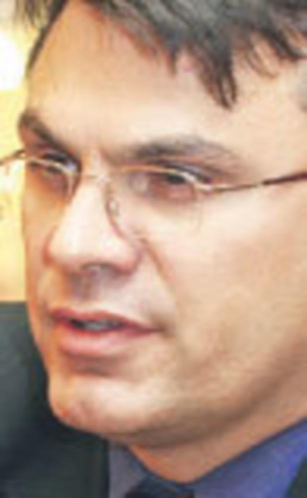 Michał Kamiński, wiceprezes Europejskiego Stowarzyszenia Dyrektorów Medycznych