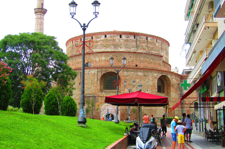 Rotunda, Saloniki
