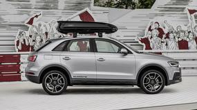 Audi Q3 w wersji off-roadowej