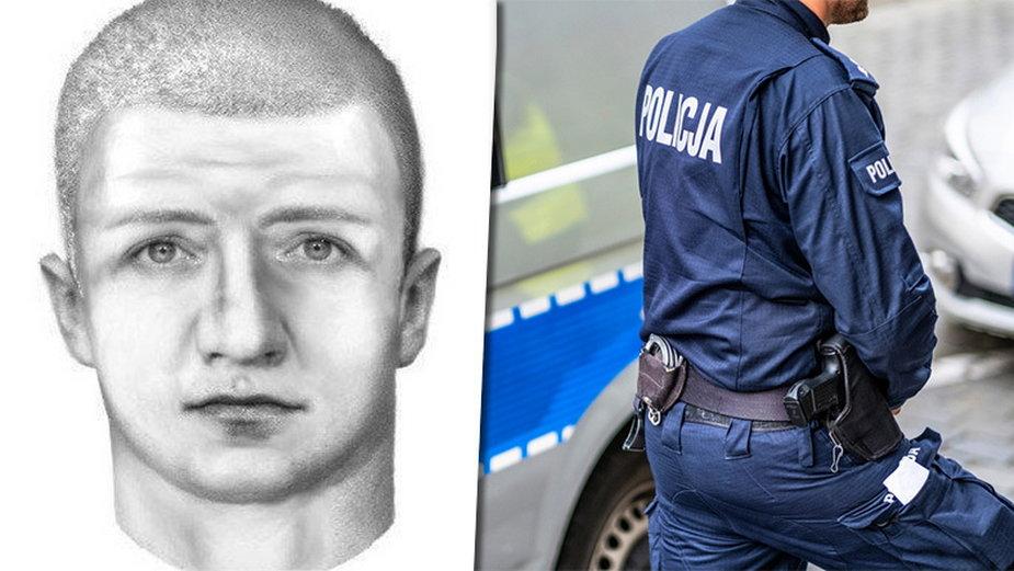 Okradł niepełnosprawnego seniora w Bielsku-Białej. Policja publikuje wizerunek sprawcy