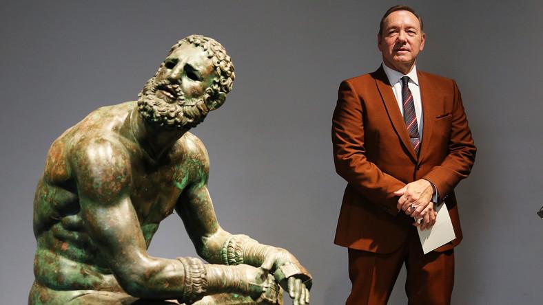 Kevin Spacey Wyrecytował Wiersz W Muzeum Film