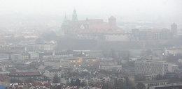 Gigantyczny smog w Małopolsce. Normy przekroczone ośmiokrotnie