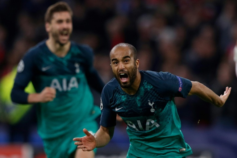 Tottenham also reach the Champions League final after come back against Ajax