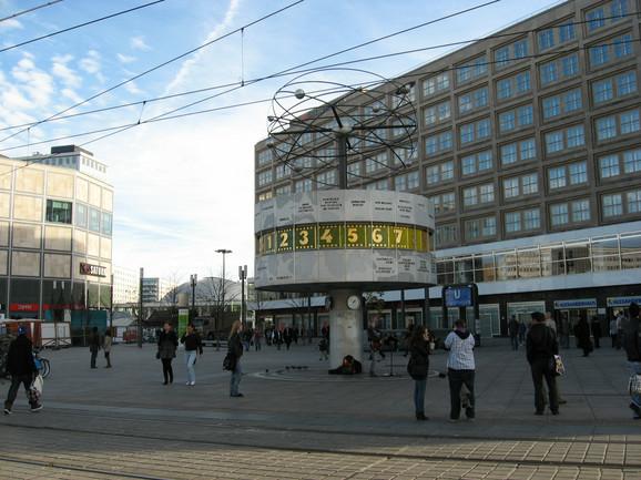 Aleksanderplac u Berlinu