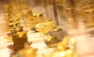 Po dwóch tygodniach passy kupujących nastąpił spadek notowań złota