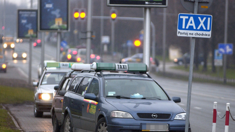 Złodziejowi zabrakło pieniędzy na taksówkę