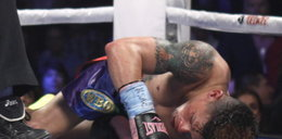 Gej bokser został znokautowany