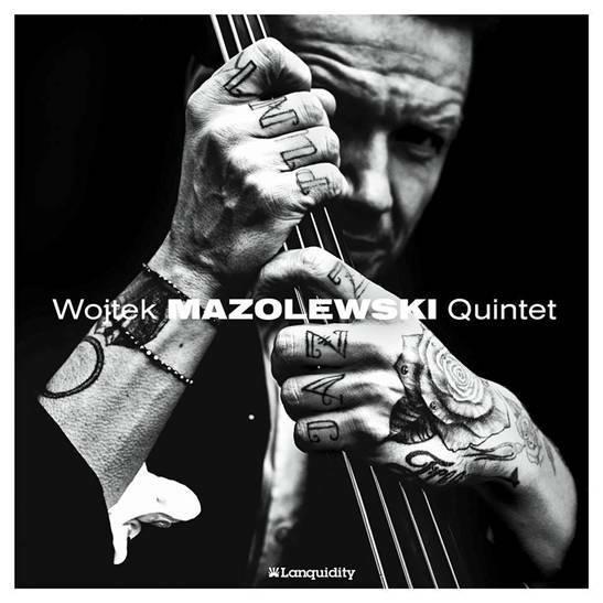 """Okładka płyty Wojtek Mazolewski Quintet """"London"""""""