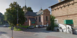 Zaskakujący baner na kościele Bożego Ciała w Gdańsku. Co napisał proboszcz?