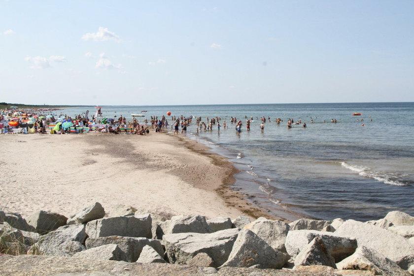 Morze porwało dzieci w Darłówku. Odnaleziono ciało 11-letniej Zuzi?