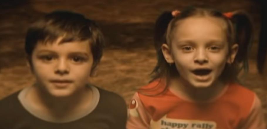 Luna Đogani i Adam Đogani u spotu grupe