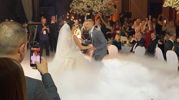 Bogdana i Veljko, prvi ples