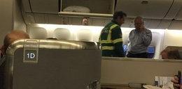 Panika podczas lotu. Masowo mdleli na pokładzie