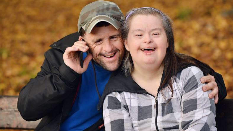 Osoby z zespołem Downa