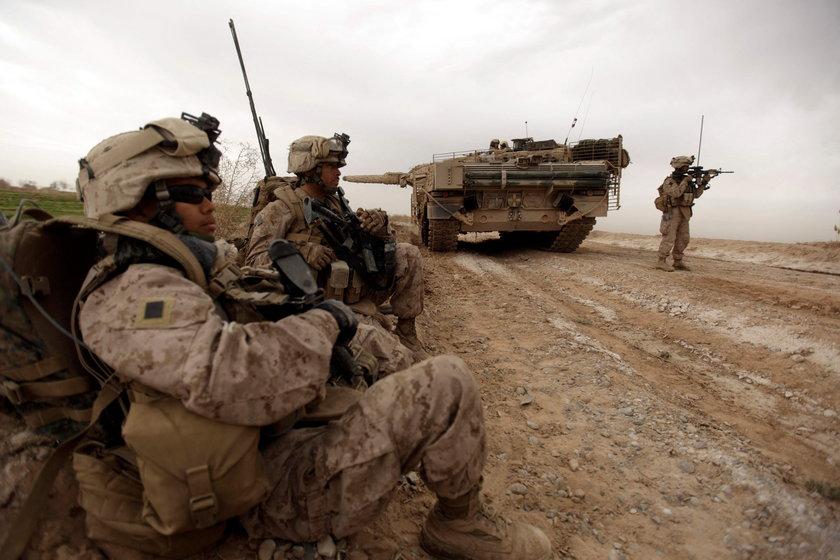 Amerykanie opuszczą Afganistan.
