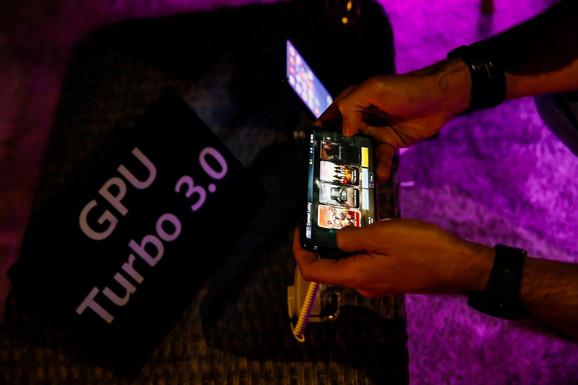 Huawei Silent presentation