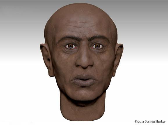 Staroegipatski sveštenim Nesmin