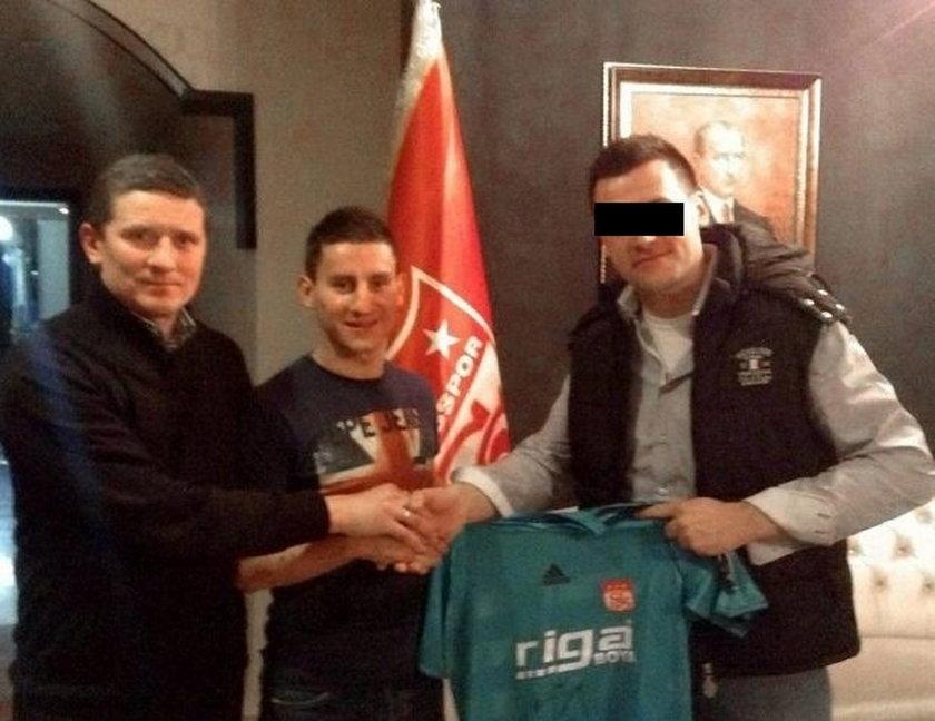 Seksualny skandal z udziałem znanego agenta piłkarskiego!