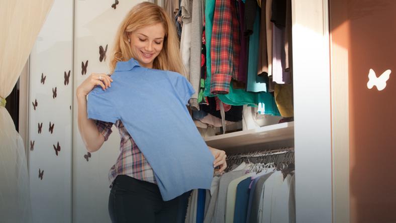 b72a7dc5 Proste i tanie przeróbki zwykłych ubrań na ciążowe - Dziecko