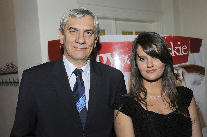 Zofia Zborowska i Wiktor Zborowski