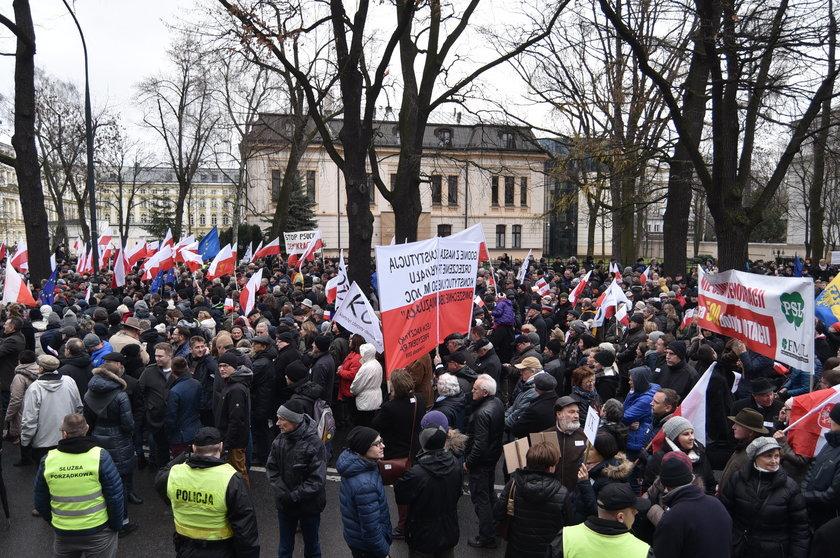 """""""Panie prezesie, tu jest Polska!"""""""