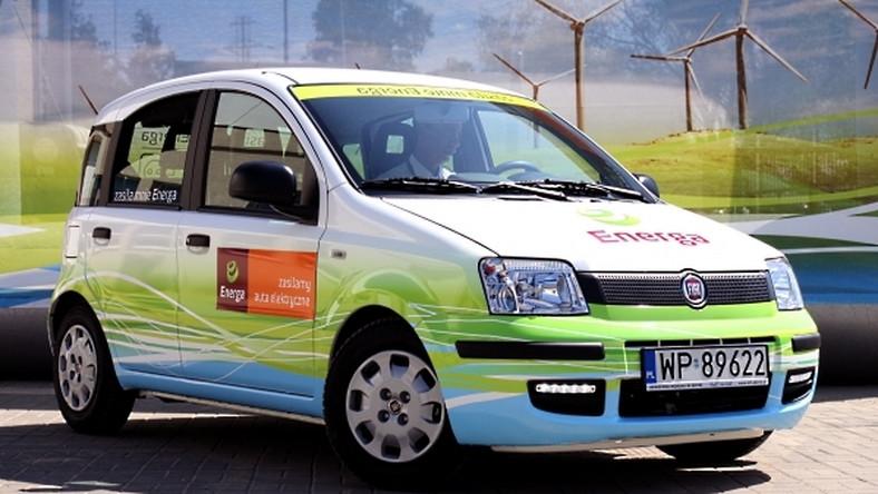 Wybitny Fiat Panda EV: elektryzujące auto z Polski SK77