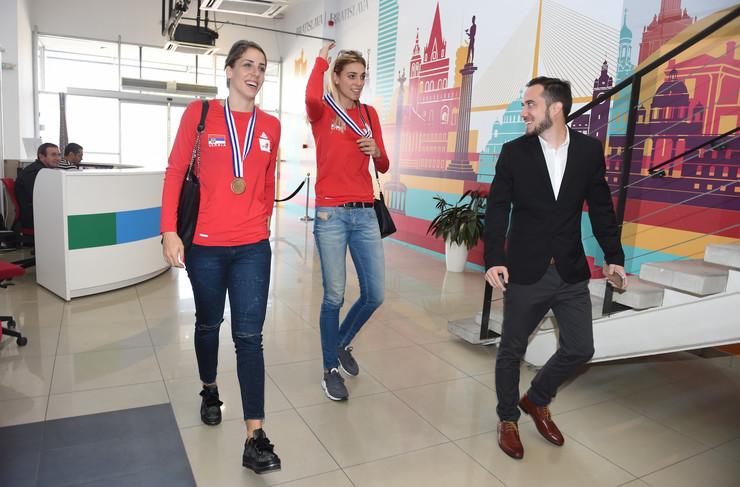 Jovana Stevanović, Tijana Malešević