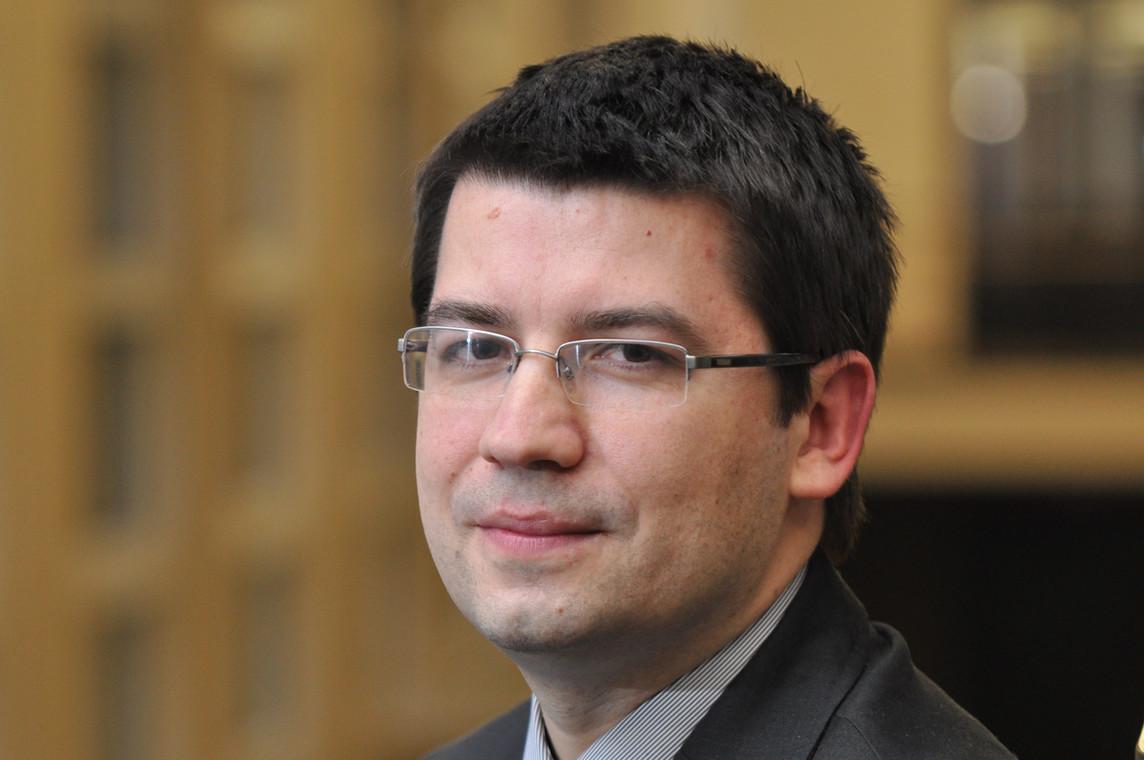 Mariusz Haładyj, wiceminister gospodarki