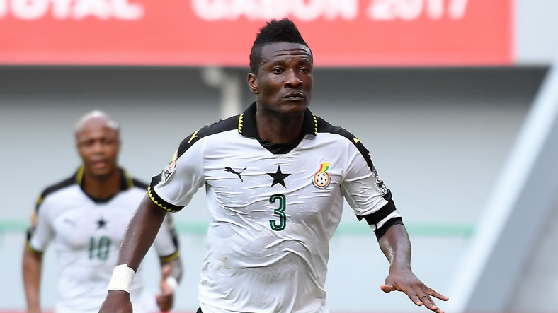 Gyan is Ghana's all-time top scorer with 51 goals
