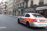 Polciija Zeneva Svajcarska