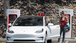 Elon Musk wants to create a charging route that stretches from Shanghai to London.